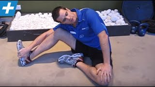 ql extensor stretch for lumbar spine tightness and pain   feat tim keeley   no 2   physio rehab