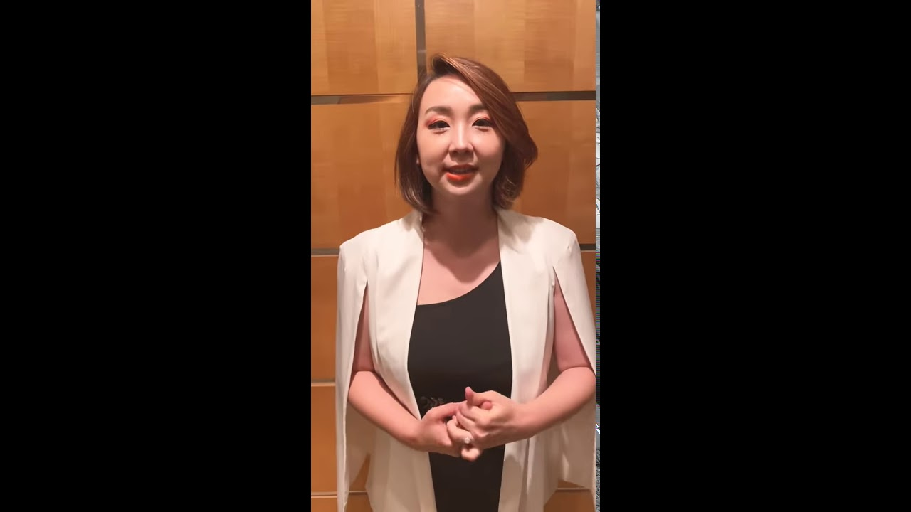 Ywenna's Greeting in Bahasa Indonesia