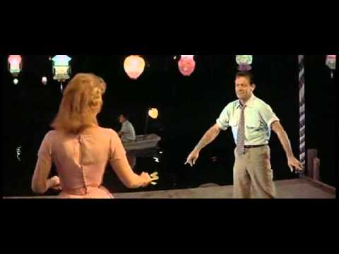 William Holden and Kim Novak from Picnic, 1955   YouTube
