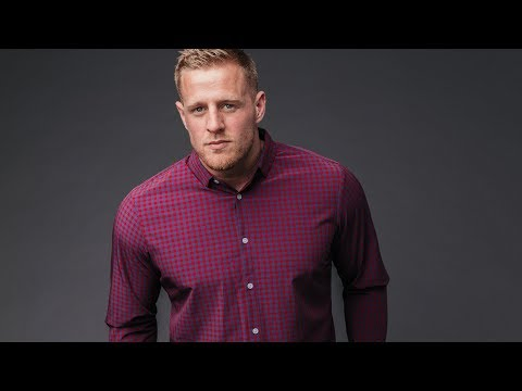 The JJ Watt Collection exclusively from Mizzen+Main