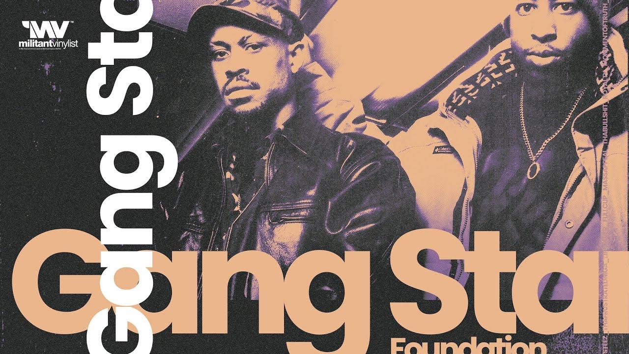 Download Gang Starr Foundation Mixtape - Dj Premier, Guru, Jeru The Damaja, Group Home...