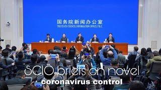 Live: SCIO briefs on novel coronavirus control国新办举行肺炎防控工作新闻发布会