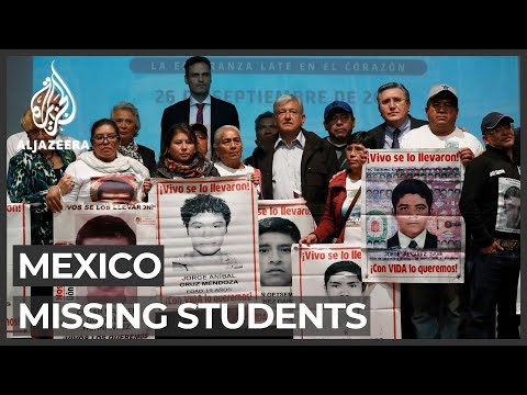 Al Jazeera English: Relatives of Mexico's missing students still want justice