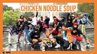 [KPOP IN PUBLIC CHALLENGE NYC] j-hope - Chicken Noodle Soup (feat. Becky G) MV Dance Cover