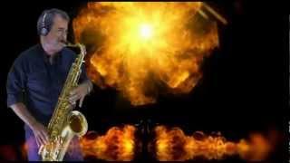 Set Fire to the Rain - Adele - Legended Brazil - Instrumental Sax Tenor por Claudinho Promissão