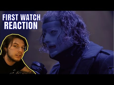 SOLWAY FIRTH REACTION - NEW SLIPKNOT SONG