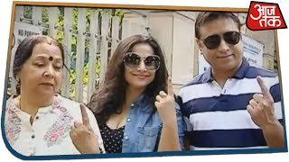 Maharashtra Polls: पूरा Bollywood पहुंचा, बच्चन परिवार ने भी डाला वोट, क्यों नहीं पहुंचे अमिताभ ?