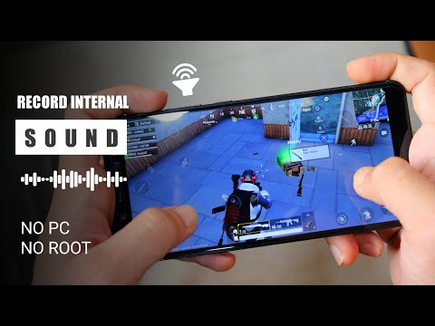 How To Record Internal Audio On Android | No Root, No PC Hindi Ft. PUBG