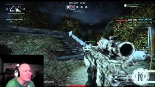 Medal Of Honor Warfighter Beta Multiplayer Gameplay