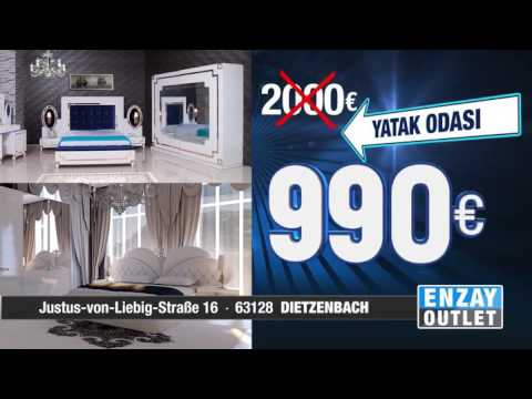 enzay outlet sommer special youtube. Black Bedroom Furniture Sets. Home Design Ideas