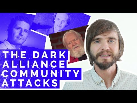 The Dark Alliance - Community Attacks - Corey Goode - David Wilcock - Pete Peterson