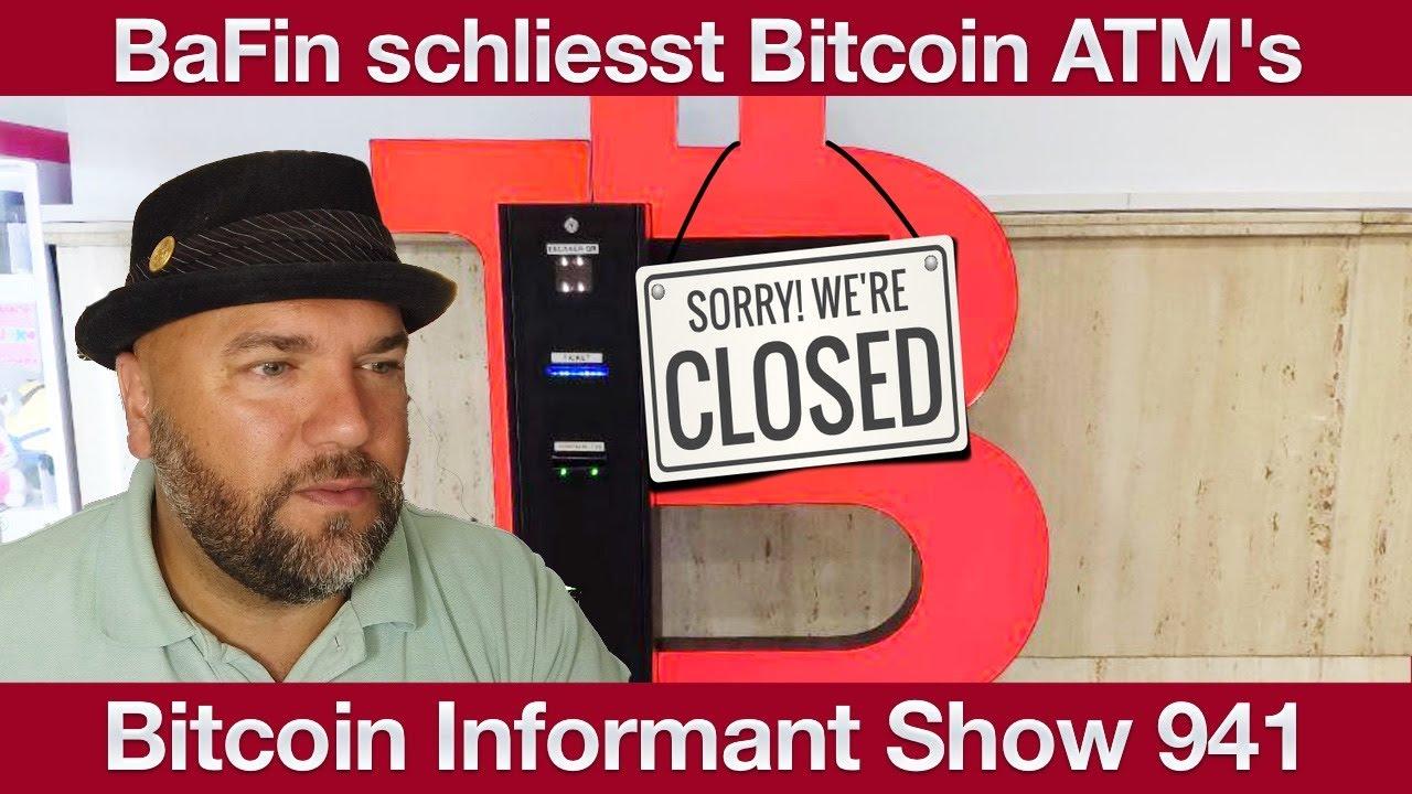 #941 Ethereum 2 0 Testnet, BaFin schließt Bitcoin Automaten & Indien Krypto Verbot