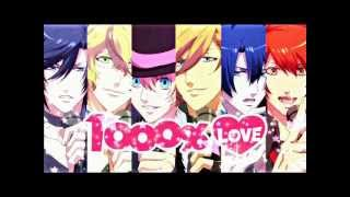 Download Uta No Prince Sama - Maji 1000% Love (ENGLISH GROUP COVER) MP3 song and Music Video