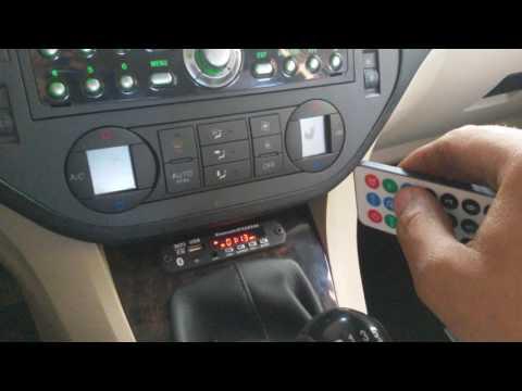 Bluetooth MP3 WMA Decoder Board Audio Module USB TF Radio for Car