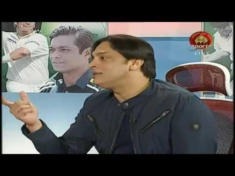 Australia beat Pakistan by 39 runs 1st Test Game On Hai Dr Nauman Niaz & Shoaib Akhtar 19th Dec 2016
