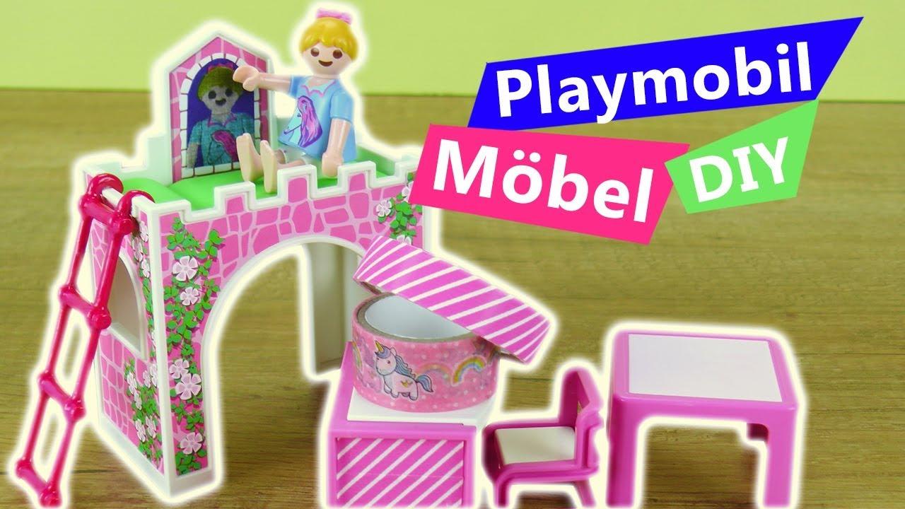 Playmobil m bel diy hannahs neues zimmer umgestalten for Zimmer umgestalten ideen
