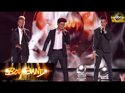 Earned It - Opening Performance | Boy Band