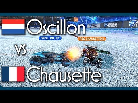 Guess who got demo'd? | Oscillon vs Chausette