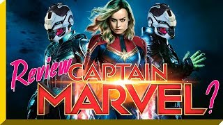 She's Here! Captain Marvel Review: The Second Coming
