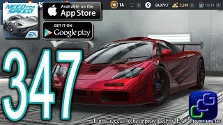 NEED FOR SPEED No Limits Android iOS Walkthrough - Part 347 - Car Series: The Masterpiece McLarenF1