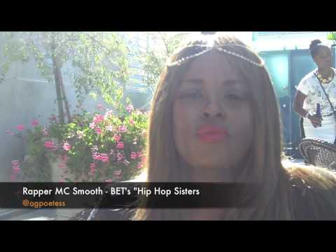 Rapper MC Smooth gives the scoop on BET's  Hip Hop Sisters