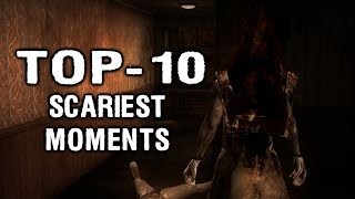 Silent hill top-10 scariest moments