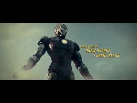 Iron Man 3 - Ending Credit (HD)