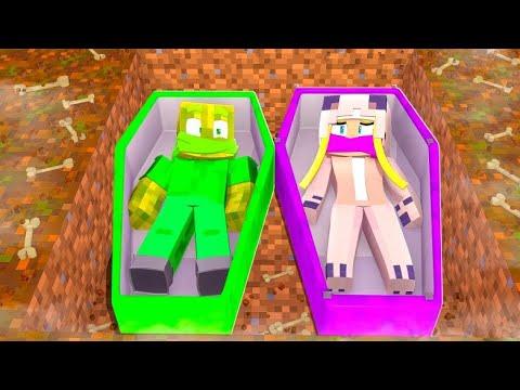 ISY & FLO werden LEBENDIG BEGRABEN! ✿ Minecraft [Deutsch/HD]