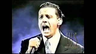 Luis Miguel - Me Niego A Estar Solo - Argentina 1996 1a Noch...