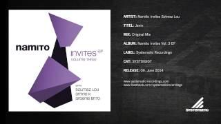 Namito Invites Solmaz Lou - Janin (Original Mix) [Namito Invites Vol. 3 EP]