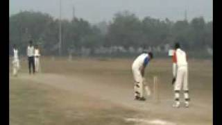 Cricket Match by New Holland Tractors Greater Noida
