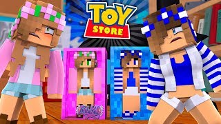 NEW LITTLE KELLY & CARLY DOLLS REPLACE THEM! Minecraft Toystore