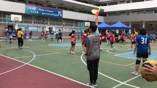 決賽 基灣小學(愛蝶灣) 對 基督教香港信義會信愛學校 下半