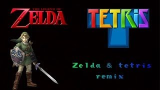 [Music] Tetris Remix // Zelda