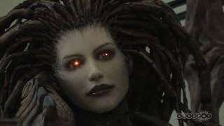 Starcraft II: Heart of the Swarm (PC) - interview