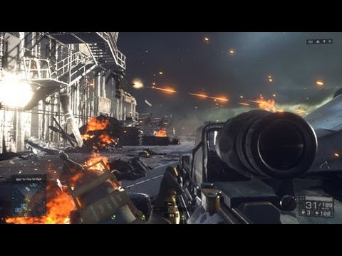 Battlefield 4  Mission: South China Sea Full HD [2560x1080P]