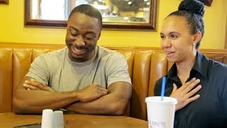 Marcus Lattimore talks about his proposal to fiancee Miranda Bailey