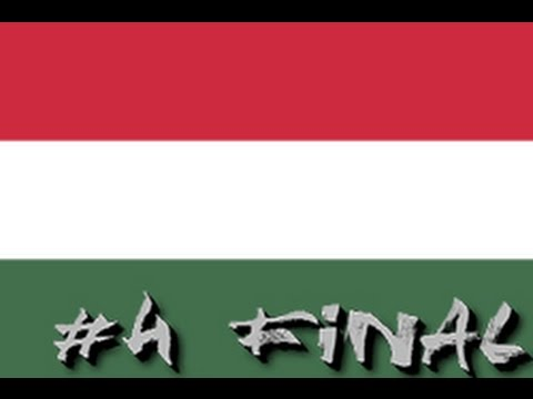 Hearts Of Iron IV TimeLapse. Hungary #4 Final