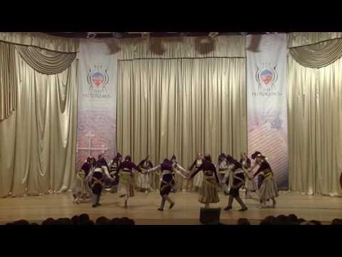 Амшенские танцы в Карабахе
