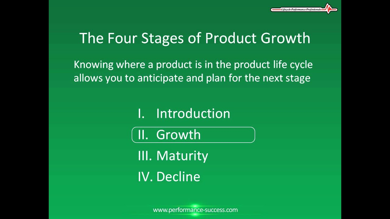 decline stage of product In the introduction stage of the life cycle, an industry is in its infancy perhaps a new, unique product offering has been developed and patented, thus beginning a new industry.
