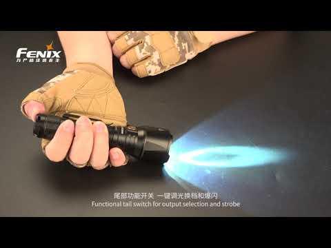 Senter Fenix TK26R Flashlight LED Rechargeable