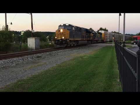 Railfanning the Pittsburgh Waterfront