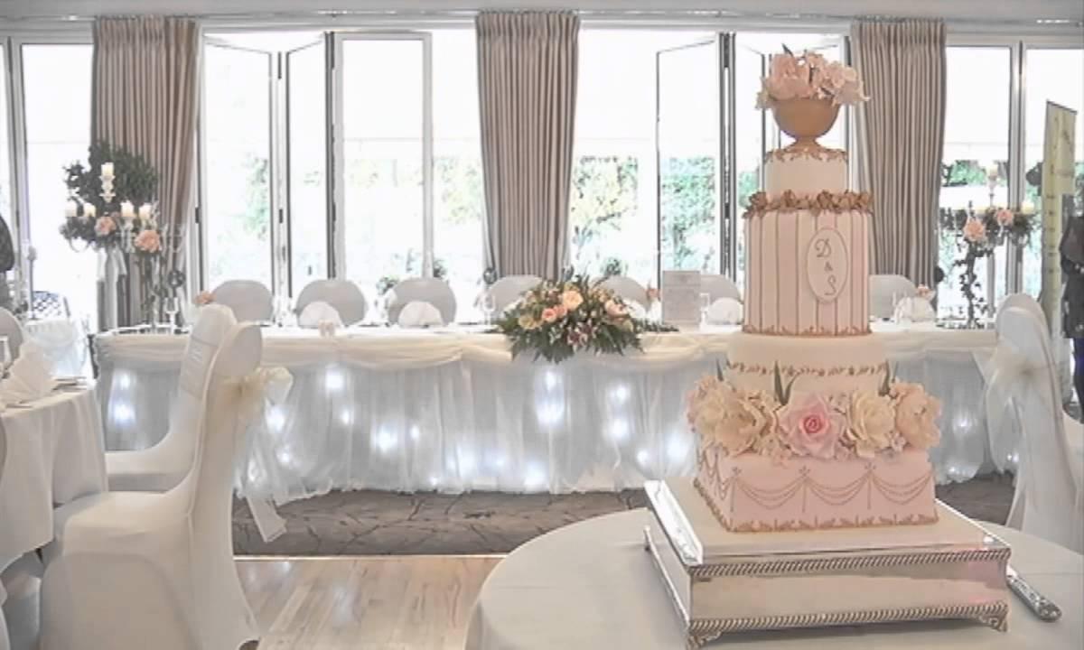 Millbrook Lodge Weddings Reception Venue Ni Youtube