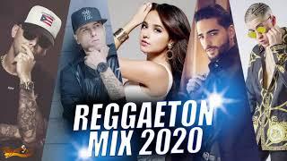 Download Reggaeton Mix 2020 - Luis Fonsi, Maluma, Ozuna, Yandel, Shakira - Mix Canciones Reggaeton 2020