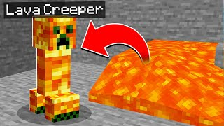 Minecraft But Creepers Are Ores!