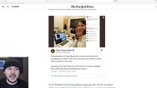 Katie Bouman BLACK HOLE Controversy, NYT Says Her Technique Was Not Used??!