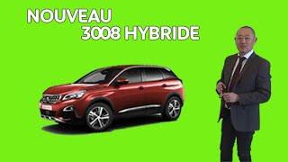 Présentation du tout nouveau 3008 Hybride : Les tutos de Guiraud