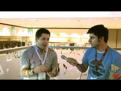 E3 2011 - Starhawk Interview
