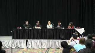 Writers Panel - Las Pegasus Unicon 2013
