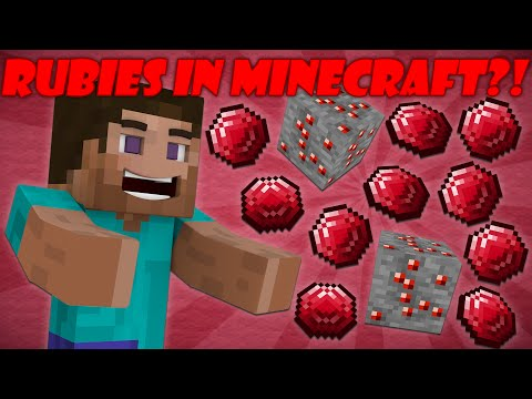 Why Rubies Don't Exist in Minecraft